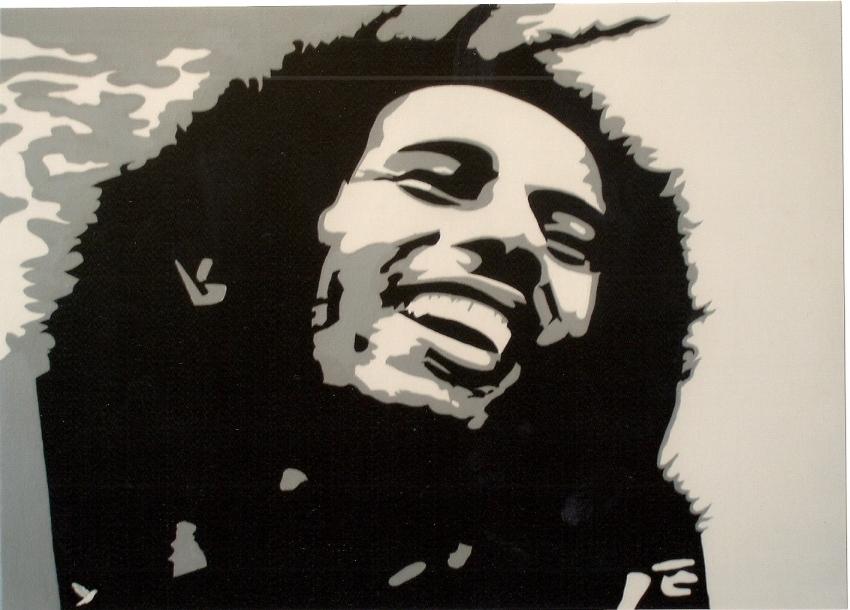 Bob Marley par @do